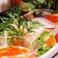 料理メニュー写真ベトナム風アボカドの生春巻