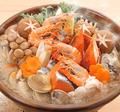 料理メニュー写真海鮮大漁鍋