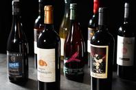 ナチュールワインと羊肉のマリアージュを楽しめます
