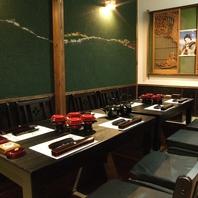【全室完全個室】会津古民家の別空間。2名様~