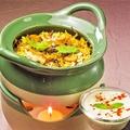 料理メニュー写真激うま!インド式ラムとスパイスの炊き込みごはん(ラムのビリヤニ)
