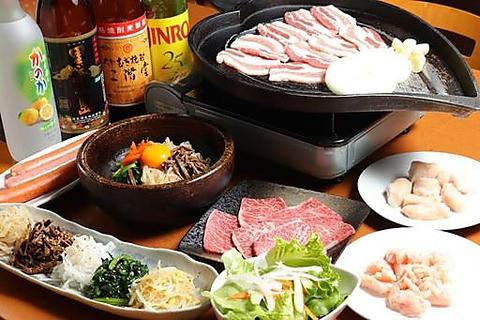 【韓国料理・焼肉】本場韓国の焼肉を味わえる人気店
