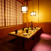 鍋と海鮮和食居酒屋 KANAZAWA SYOTEN 金沢片町店の雰囲気3