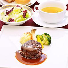 レストラン フォッセのコース写真