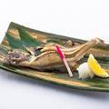 料理メニュー写真北海道紋別産 赤鰈塩焼き