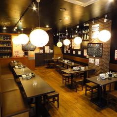 日本酒原価酒蔵 五反田店の雰囲気1