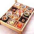 料理メニュー写真花ごころのおばんざい ~健美旬彩12種