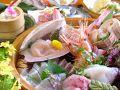 料理メニュー写真本日仕入れ お造り盛合せ(2~3人前) ◆この他「磯」五種 1500円/「浜」三種 850円