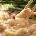 料理メニュー写真鸞特製 美肌塩モツ鍋