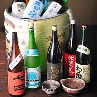 【御茶ノ水駅徒歩1分】こだわりの日本酒の数々