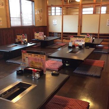 焼肉 開山 飯塚の雰囲気1