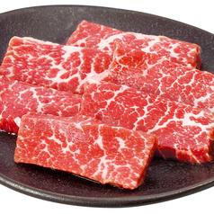 料理メニュー写真牛角カルビ/厚切りカルビ