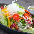 料理メニュー写真11種類の野菜!!葡萄屋サラダ