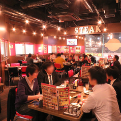 NEKKYOU 道とん掘 仙台一番町店の雰囲気1