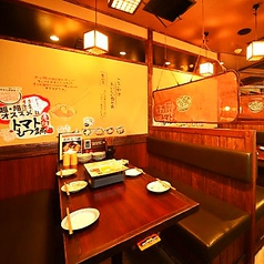 博多もつ鍋専門店 ここや 名駅西口本店の雰囲気1