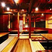 個室×名物鶏料理 とりせん 立川本店の雰囲気2