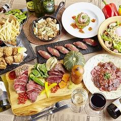 個室肉バル Shiori しおり 水道橋店の写真