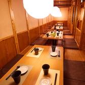 鍋と海鮮和食居酒屋 KANAZAWA SYOTEN 金沢片町店の雰囲気2