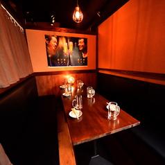 2名様よりプライベートな空間をご提供!飲み放題付きコースとゆったり個室でお寛ぎください◎渋谷居酒屋で激安個室居酒屋なら当店へ!お得なコース多数ご用意◎
