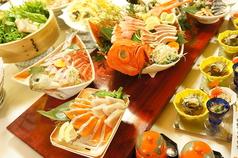 海鮮問屋 博多 松江のコース写真