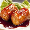 料理メニュー写真宮崎名物 「自家製肉巻きおにぎり」