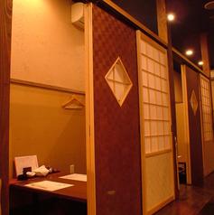 New Japanese Dining 銀しゃち 浜松店の雰囲気1