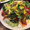 料理メニュー写真ラボーテ風ごちそうサラダ