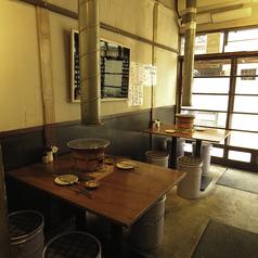 焼肉新三郎の雰囲気1