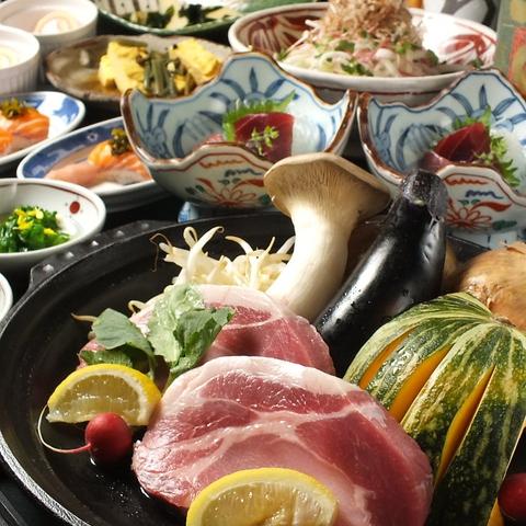 旬菜とお酒 あんばい ハービスPLAZA店