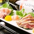料理メニュー写真鹿児島直送黒薩摩地鶏 ~生で食べれる程の新鮮な鶏料理をご堪能~