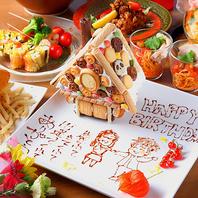 誕生日・記念日なら三宮の駅チカ居酒屋『Momiji 』