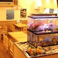 新鮮な海鮮を食べるならりーさん堂へ!リーズナブルに沖縄料理をお楽しみいただけます。