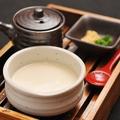 料理メニュー写真自家製手作り豆腐