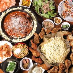 韓国肉バル アンニョン なんば店のおすすめ料理1
