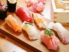 魚学 魚寿司 久茂地本店の写真