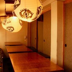 個室居酒屋 東囲将 八重洲店の雰囲気1