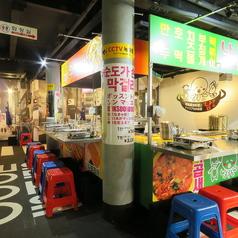 韓国屋台料理とナッコプセのお店 ナム 西院店の写真