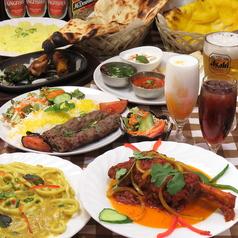 インディアンレストラン バターチキン 香里園の写真