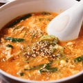 料理メニュー写真七桃星スープ