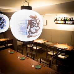 日本酒バル 蔵よし 虎ノ門店の雰囲気1