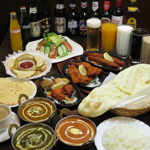 インド料理 タージ マハル