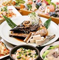 季節を取り入れた本格和食が堪能できる!