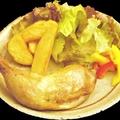 料理メニュー写真鶏肉のコンフィ