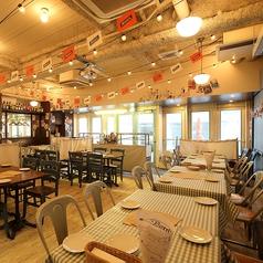 地中海バール TOKYO Mar Mare マルマーレ 八重洲店の雰囲気1