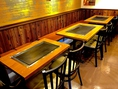 テーブル席(団体14名様)