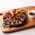 料理メニュー写真牛ハラミのステーキ