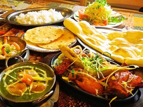 インド料理 マヤ 広店