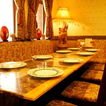 インド料理 チャトパタの雰囲気1