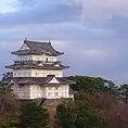 戦国時代最強の難攻不落の名城「小田原城」も車で10分!