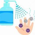 【串家物語の新型肺炎予防取組】ご家族でも安心してご利用頂けるよう、入店前のアルコール消毒やトングなど道具の消毒を実施しております。